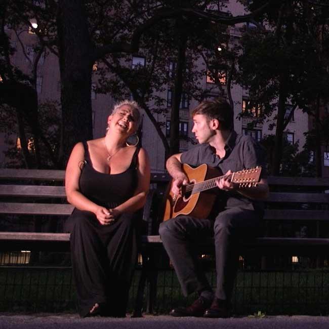 Jewlia Eisenberg & Jeremiah Lockwood
